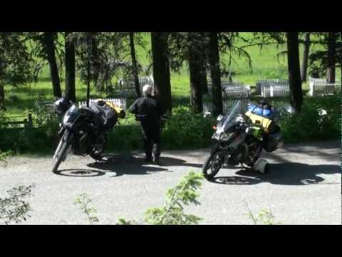 Alberta Foothills Motorcycle Adventure!