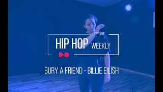 Bury A Friend - Billie Eilish Choreography  | Lyne Gandour Dance Academy