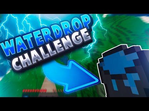 !¿!¿Water drop de 1.000.000 de bloques?!?! // Water Drop Challenge!