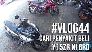 Yamaha Y15zr banyak masalah