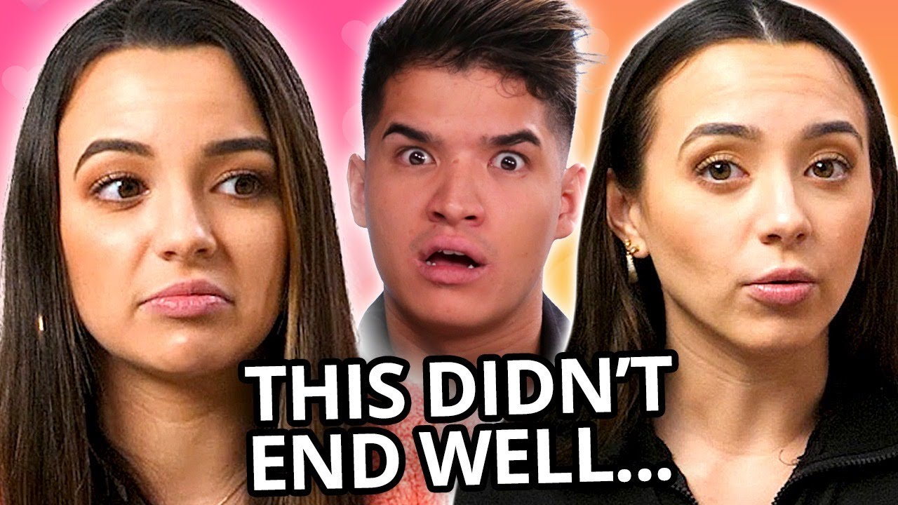 WORST Twin My Heart BREAKUPS w/ The Merrell Twins
