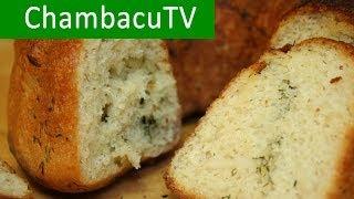 Как испечь вкусный домашний чесночный хлеб в духовке Рецепт хлеба