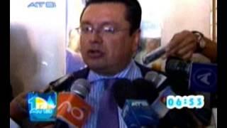 ATB - SÁNCHEZ PIDE ENJUICIAR A DIRIGENTES POR PARO DE TRANSPORTES 04/06/2013