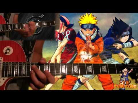 「The Raising Fighting Spirit」- Naruto【+TABS】by Fefe!