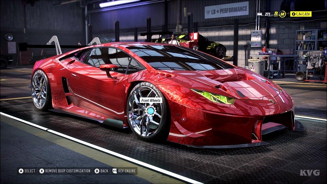 Need for Speed Heat - Lamborghini Huracan 2018 ...