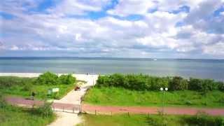 Strandhäuser am Leuchtturm - Ferienhäuser direkt an der Ostsee