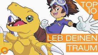 Top 10 deutsche Anime Openings (Intros) - JARTS #06