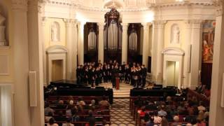 Samford 2015 A Cappella - Hark I Hear the Harps Eternal (Alice Parker)
