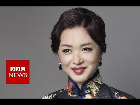 Jin Xing: China's transgender TV star - BBC News