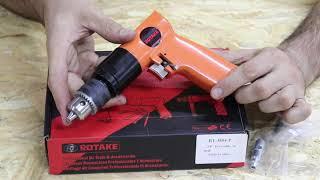 Taladro Rotake RT-3804 10 mm Neumatico