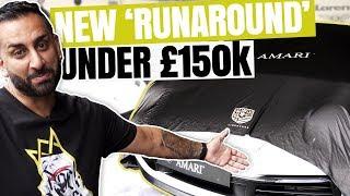 My New Runaround Car Reveal, Under £150,000