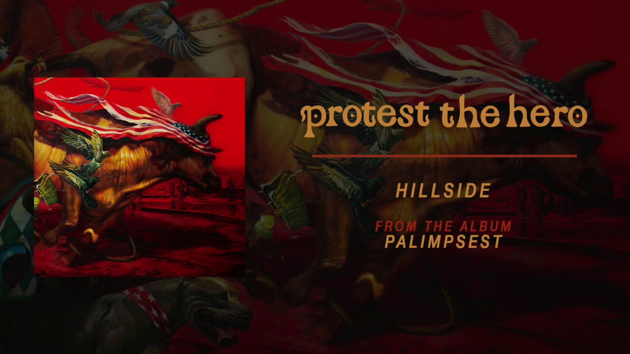 Protest The Hero | Hillside (Official Audio)