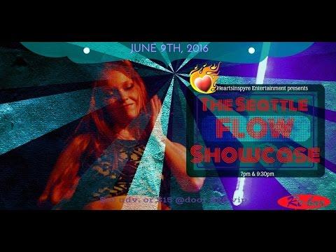 Seattle FLOW Showcase ~ Izra (led contact staff)