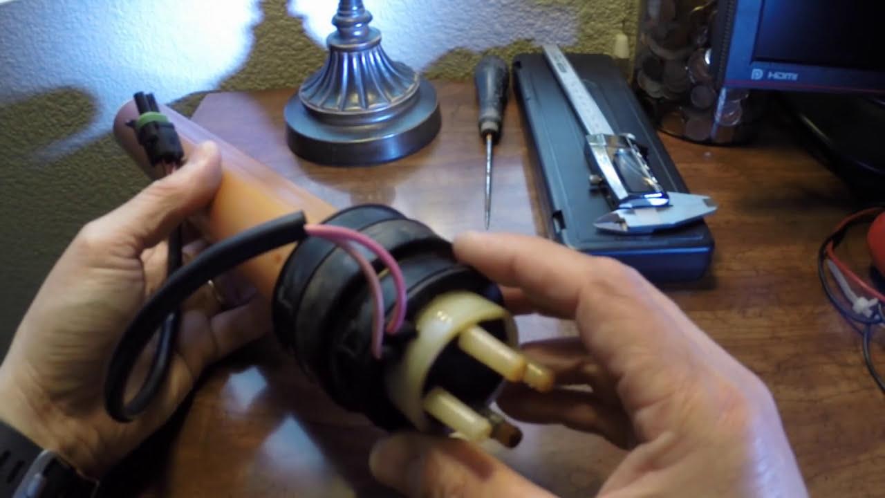 How To Fix Repair Gas Gauge Seadoo F1 Fuse Fuel Sending Unit  Troubleshooting Gtx Baffle  Cbatilo 25:08 HD