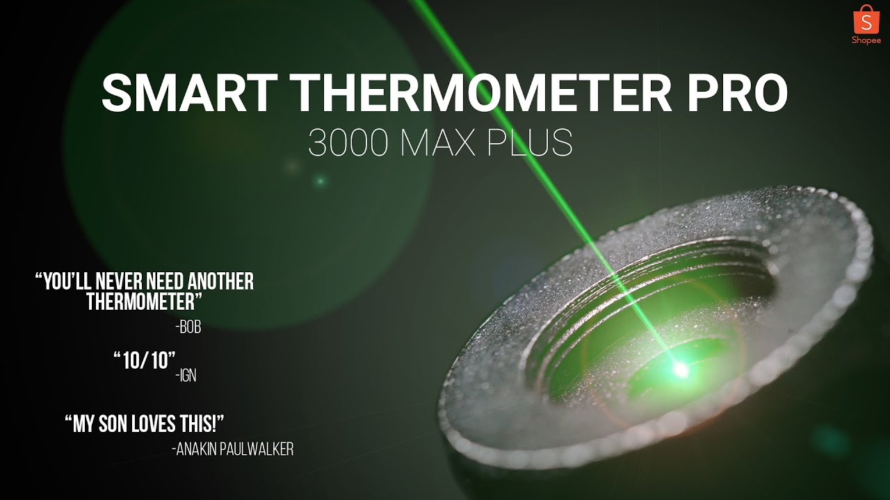The Ultimate Thermometer You Need!