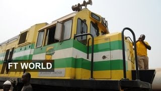 Nigerian rail: Rejuvenating hopes?
