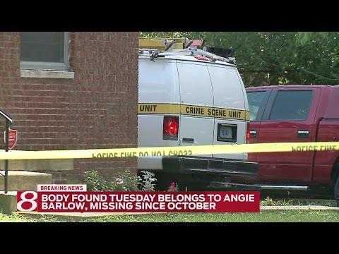 Update: Body found identified as Angela Barlow