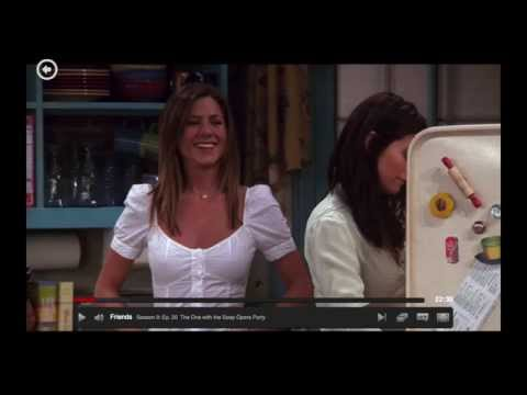 The One With Rachels Nipples- Friends Intro