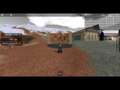 zoo tycoon roblox codes