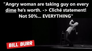 Bill Burr and Nia - Nia keeps it real!