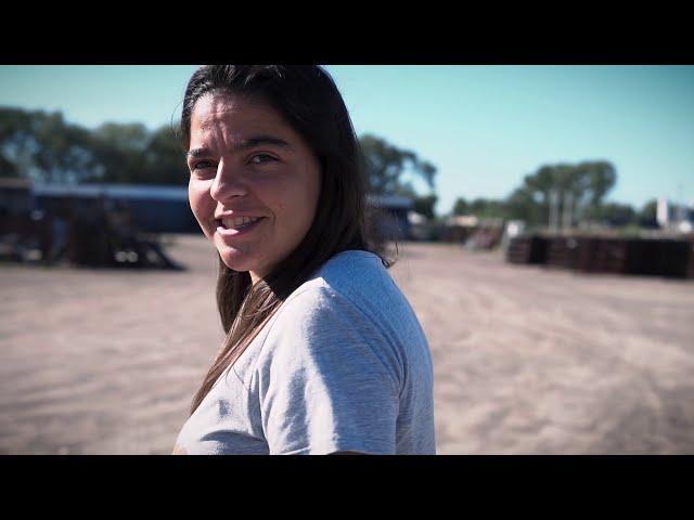Clara Mato. Presidente de Mecano Ganadero. 8M
