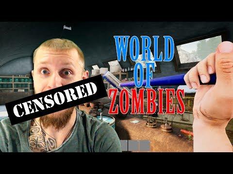 БЕЗ ЦЕНЗУРЫ ▶ Прохождение #1 ▶ World Of Zombies