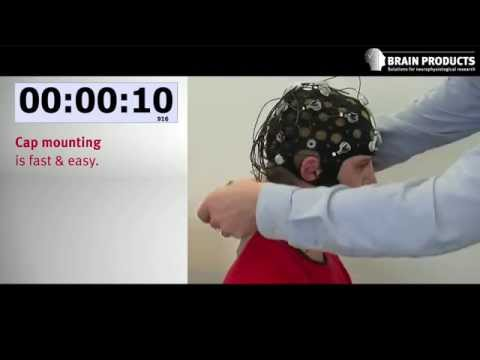 Brain Products' actiCAP Xpress - Recording EEG the fast & easy way