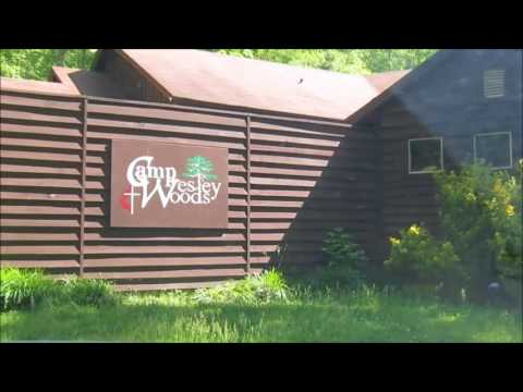 AMERICA / CANADA 2017 | Part 4: Camp Wesley Woods