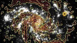 Hydrogen River Between Galaxies Breaks the Rules   Space News