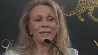 Conversation with Faye Dunaway (Leopard Club Award - Locarno Film Festival 2013)