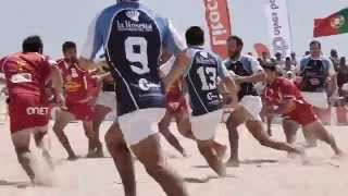 Figueira Beach Rugby 2015 Official Video