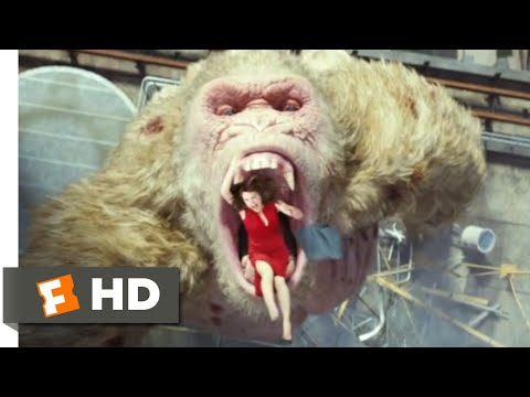 Rampage (2018) - Feeding The Monster Scene (6/10) | Movieclips