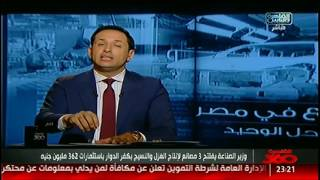القاهرة 360 | مشكلة اللاجئين .. أزمة الدواجن .. ملف الصناعة الوطنية .. قانون الجمعيات الأهلية