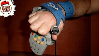 15 Dumbest Video Game Innovations Ever(From heart rate sensors to a game that will break your phone, we count 15 of the dumbest gaming innovations of all time Facebook: ..., 2015-10-03T09:34:29.000Z)