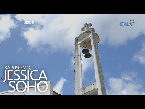 """Kapuso Mo, Jessica Soho: Ang nawawalang """"gintong kampana"""" sa Siargao"""