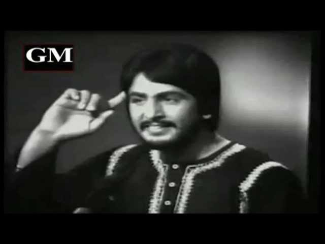 Dil Da Mamla Hai   1980   Gurdas Maan   First Ever Performance on TV