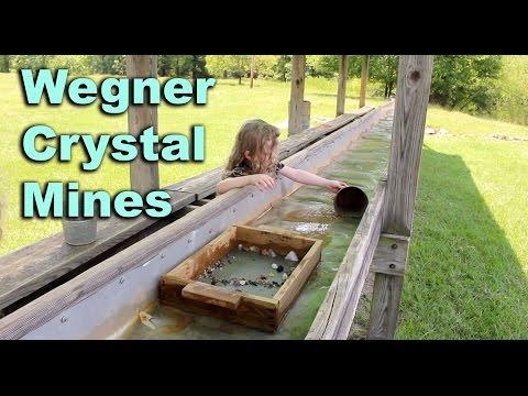 Wegner Crystal Mines 2016 | Vacation Vlog