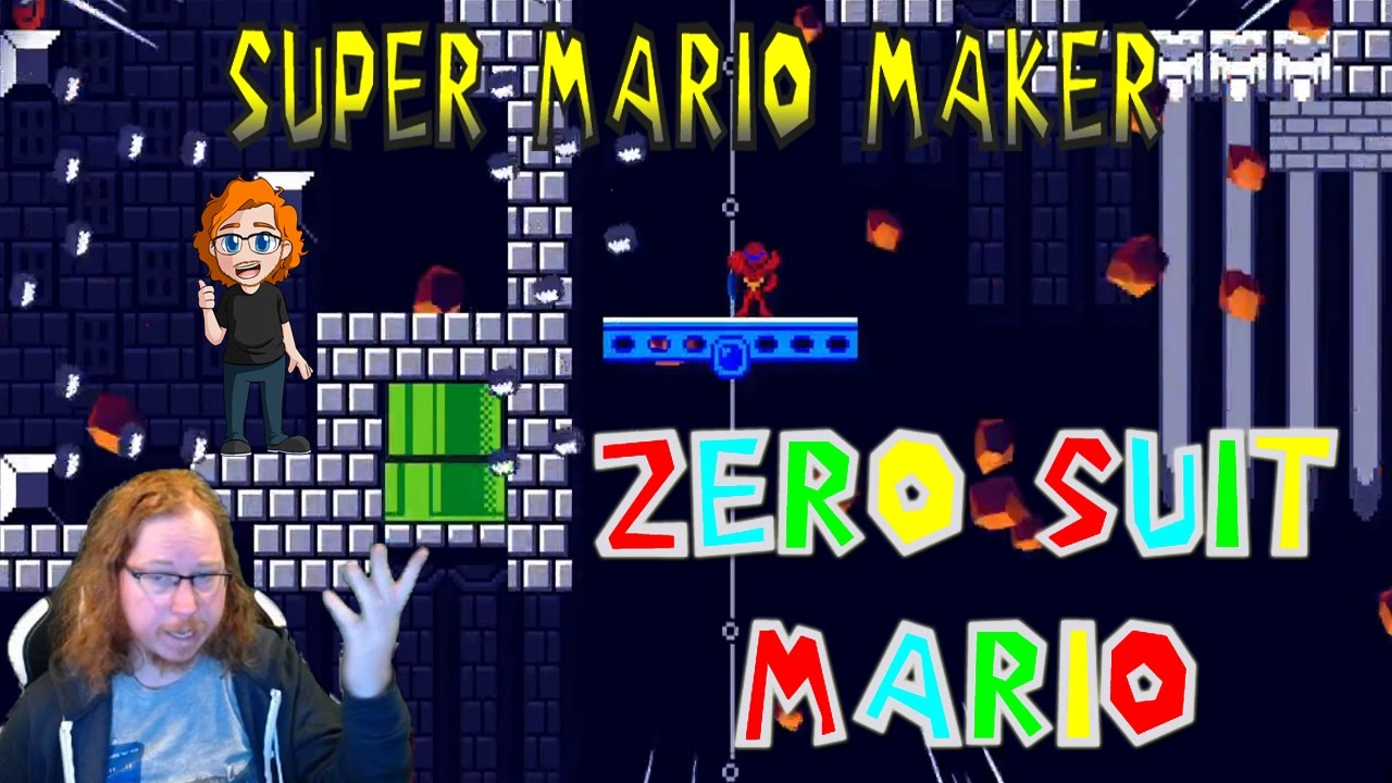 Smash Striker: Zero Suit Samus by Tails1000 on DeviantArt  |Zero Suit Mario