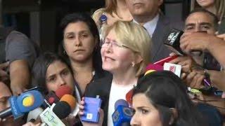 URGENTE: Fiscal venezolana pide nulidad de Constituyente