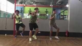 Nota De Amor Zumba® choreography by PJAMMERZ Dubai