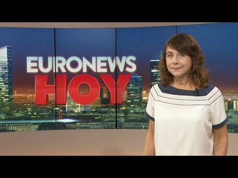 Euronews Hoy   Las noticias del martes 27 de agosto de 2019
