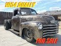 1954 Chevy Dually For Sale
