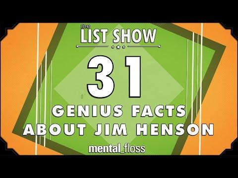 31 Genius Facts about Jim Henson - mental_floss List Show Ep. 337