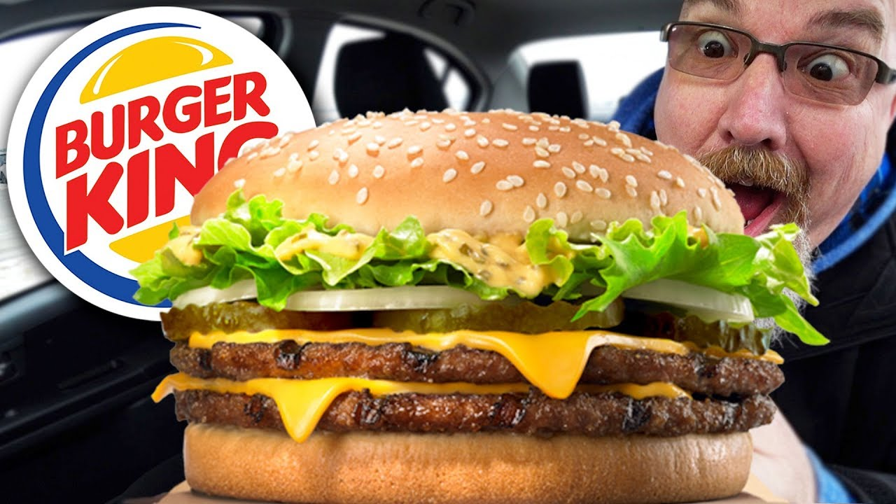 Burger King ???? BIG KING® XL ????