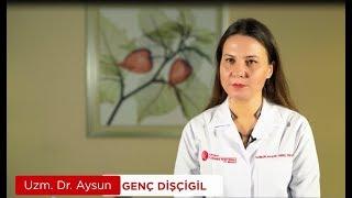 Uzm. Dr. Aysun GENÇ DİŞÇİGİL - Psikiyatri (Ruh Sağlığı ve Hastalıkları)