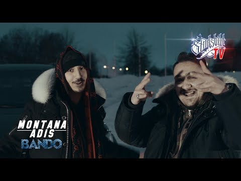 Adis x Montana - Bando (officiell video) | @adisidic @officiallmontana  prod @mattecaliste