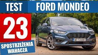 Ford Mondeo Mk5 2.0 EcoBlue 190 KM ST-Line X (2019) - TEST PL