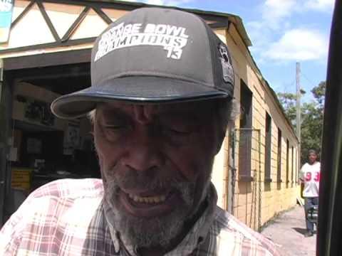 Homeless Kenyan man living in the US seeks help