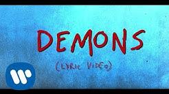 "Hayley Kiyoko - ""Demons"" [Official Lyric Video]"