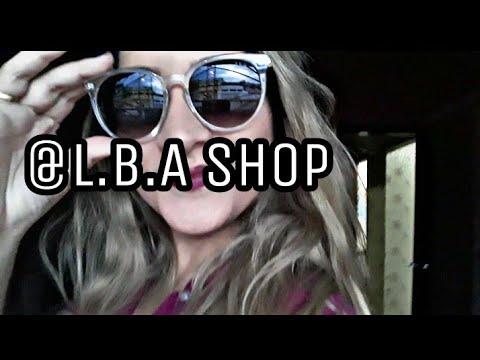 5dc46bac57 Resenha loja L.B.A shop.| Óculos das famosas|Gostei do produto ...